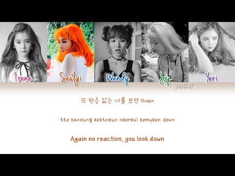 Red Velvet - Lucky Girl (Color Coded Han|Rom|Eng Lyrics) | by Yankat