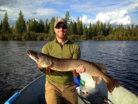 Canada Fly In Fishing Trip