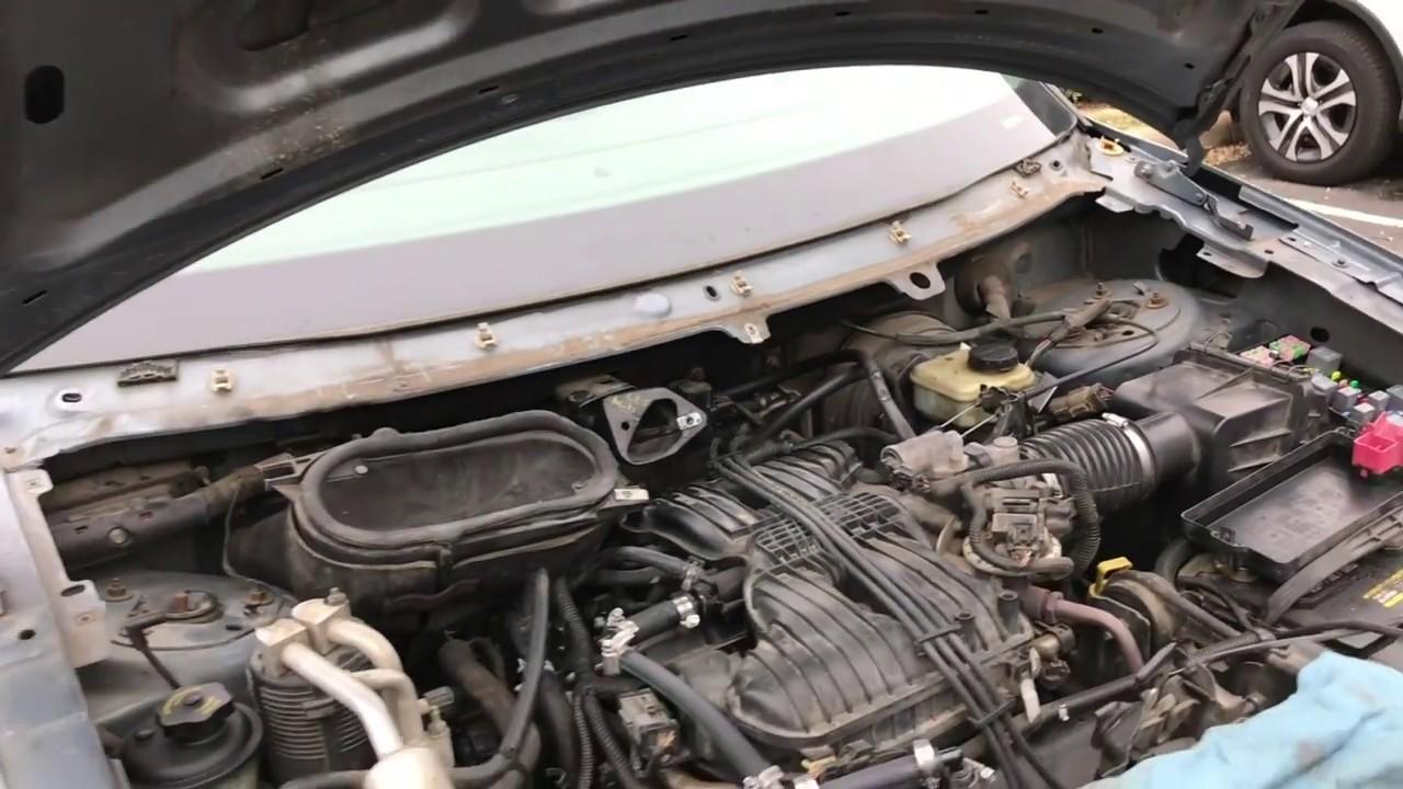 Freestar Fuel Rail Pressure Sensor Repair