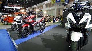Yamaha Aerox 155 thailand