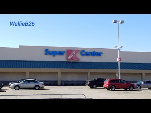 The Last Kmart Super Center In Existence Warren, OH