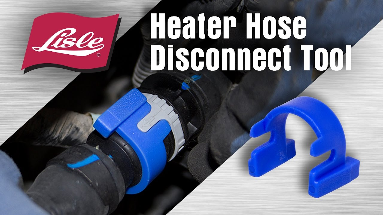 39200 Heater Hose Disconnect For Ford 20l Youtube 3 0 2008 Escape Engine Diagram