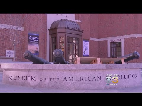Museum of the American Revolution Has Come Down With A Case Of Eagles Fever.