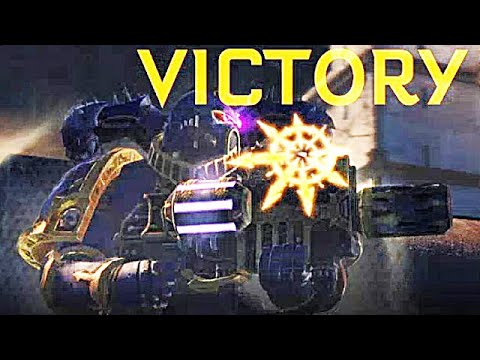 CHAOS in action   New PVP battle! - Warhammer 40K: Space Marine / Multiplayer 2021  