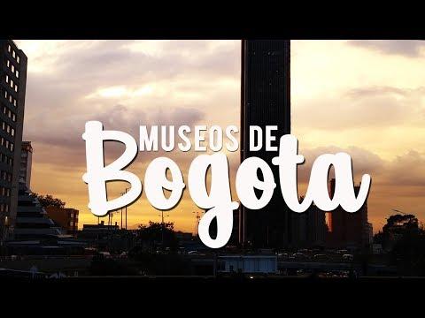 Museos en Bogotá *Que hacer en Bogotá Colombia* // Los Viajes de Shiro