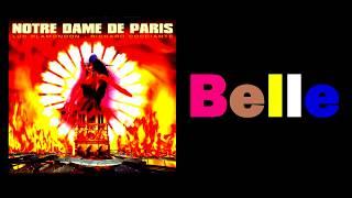 Notre-Dame de Paris - Belle (lyrics)