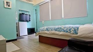 聖女藍雙人房
