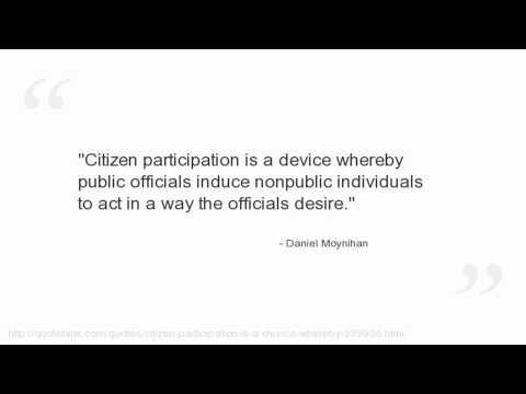 Daniel Moynihan Quotes