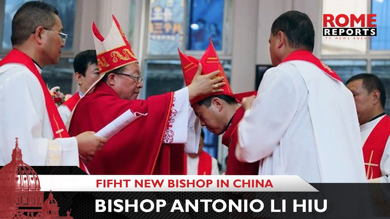 Pope appoints fifth new bishop in China after 2018 agreement with Beijing