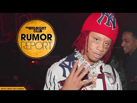 Trippie Redd quits Travis Scott's 'Astroworld' Tour
