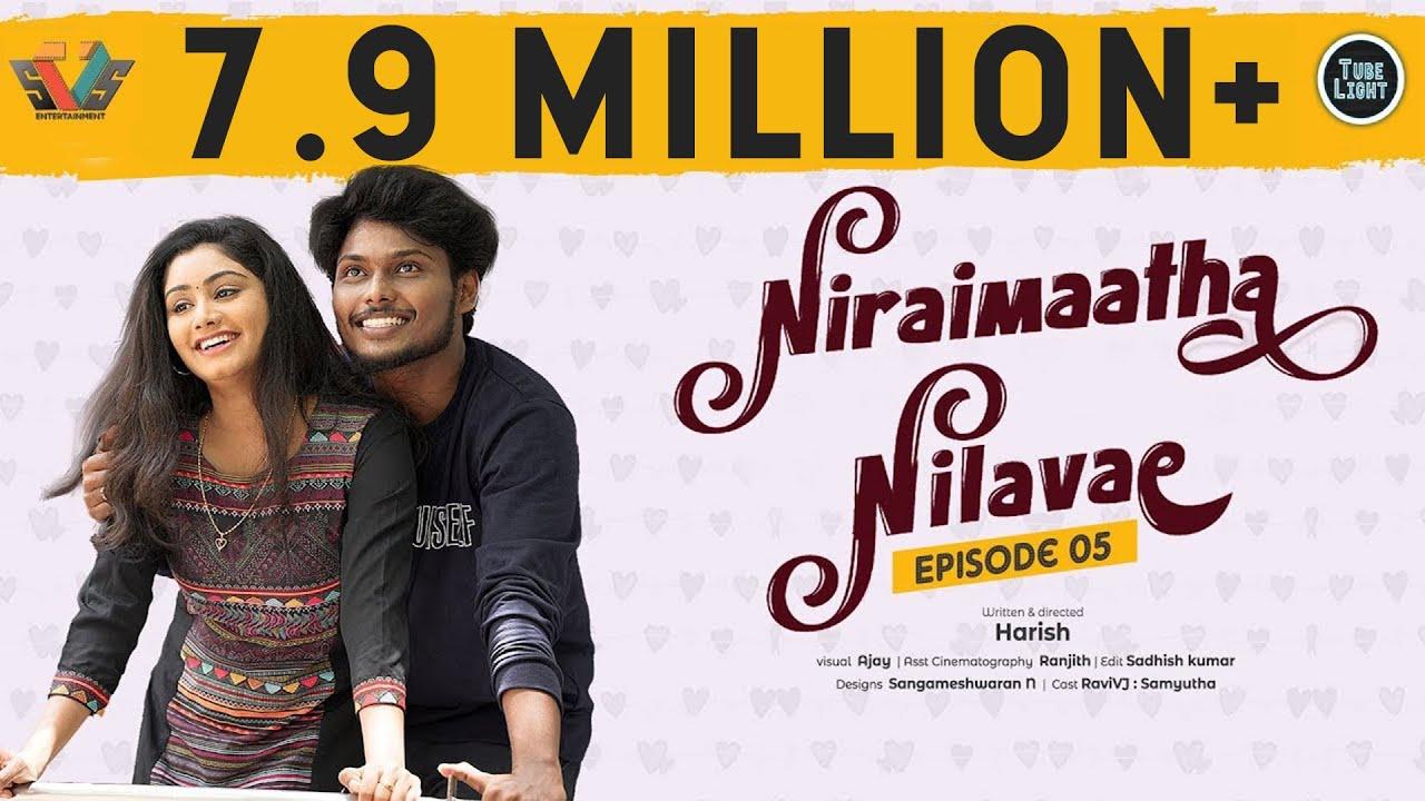 Niraimaatha Nilavae Episode 05 | Tube Light Attagasangal | Pregnancy Sothanaigal | Caring Husband