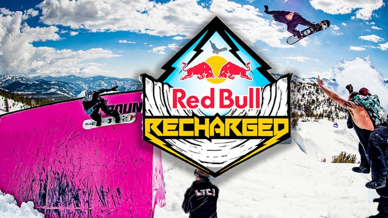 FULL Video Battle Created by Ben Ferguson & Mark McMorris | Red Bull Recharged 2019