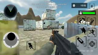 Call of US Army Civil War Battlegrounds Survival Gameplay | Android Action Game