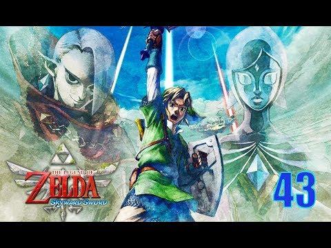 Let's play The Legend of Zelda Skayward Sword Part