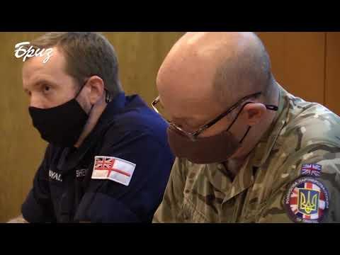 Телерадіостудія Бриз МО України: Велика Британія, США, Канада, Швеція й Данія долучаться до підготовки українських моряків
