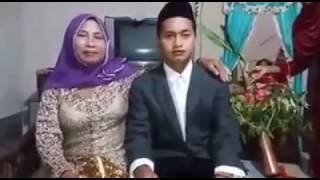 pernikahan paling heboh nenek umur 56th menikah dengan anak umur 24th