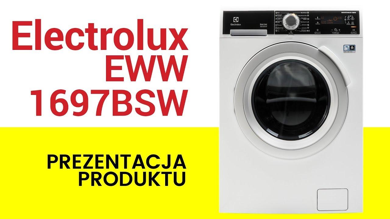 Pralko Suszarka Electrolux Eww1697bsw