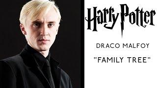 """Draco Malfoy: """"Family Tree"""" (Character Study)"""