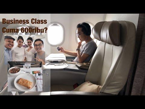 Business Class Termurah! | Batik Air ID8710 Jakarta - Lampung #VLOG1 w/ ikhwanhidayat