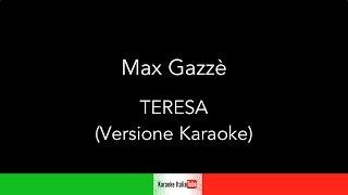 KARAOKE COVER - MAX GAZZE