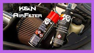 How To Clean K&N Air Filter