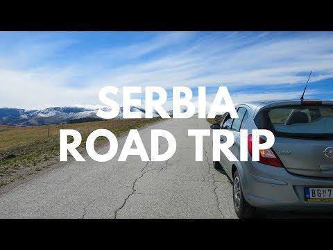 Serbia Road Trip 2016