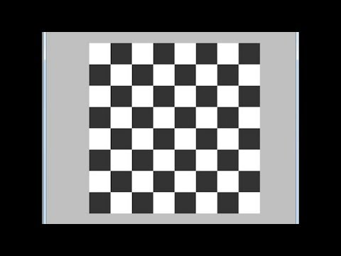2d array chessboard java