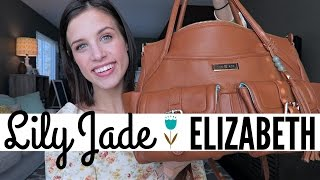 Download Video LILY JADE ELIZABETH | BACKPACK DIAPER BAG REVIEW MP3 3GP MP4