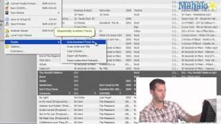 Built-in Scripts in MediaMonkey