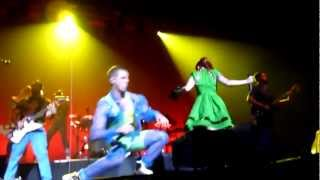 Scissor Sisters - Music Is The Victim live @ Fox Theater, Oakland -