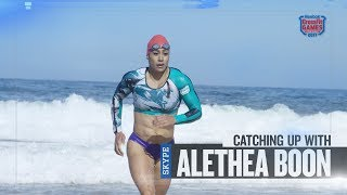 Catching Up With Alethea Boon