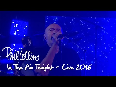 Phil Collins - In The Air Tonight (Live at the 2016 US Open)