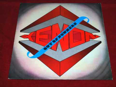 Xenon - Out of Nowhere Private Press Synth Pop 1984 Vinyl Rip