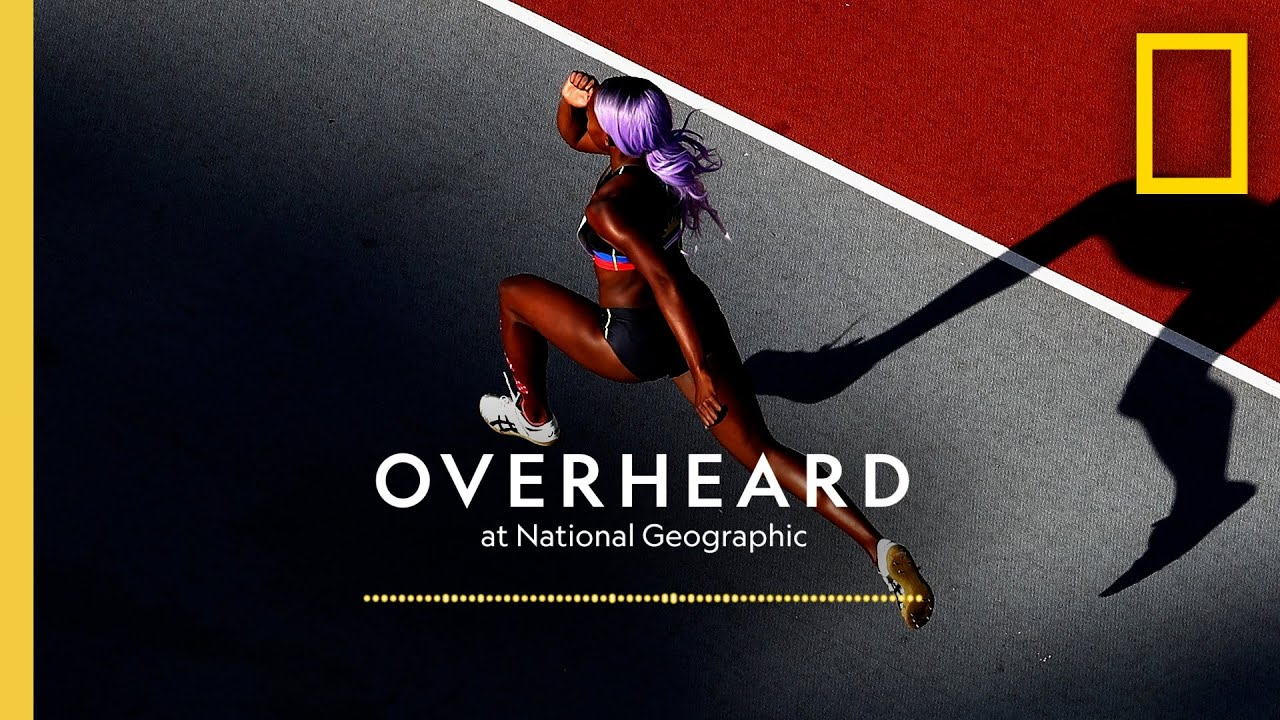Olympic Training During a Pandemic | Podcast | Overheard at National Geographic