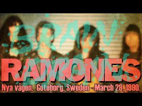 Ramones - Bonzo Goes To Gothenburg (Sweden 28/03/1990)
