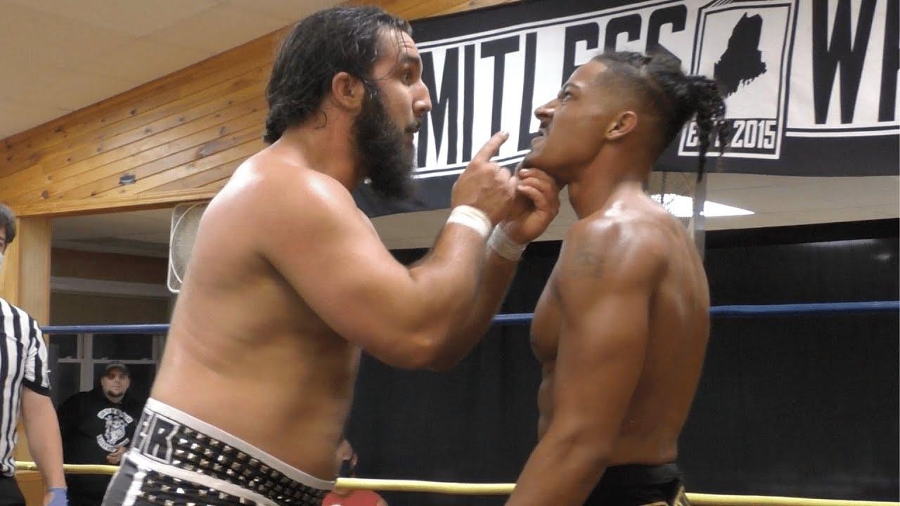 Christian Casanova vs. Rip Byson - Limitless Wrestling (The Road, Beyond, Chaotic)