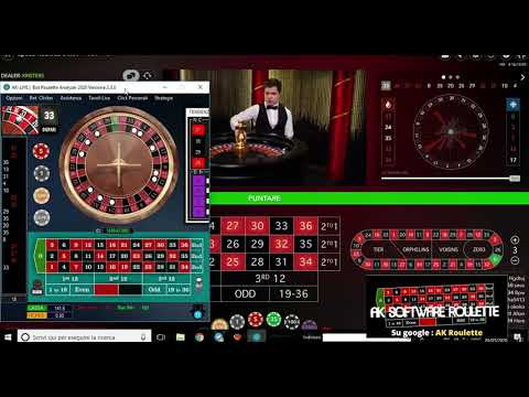 Software Per Vincere Alla Roulette - AK Live Analyzer