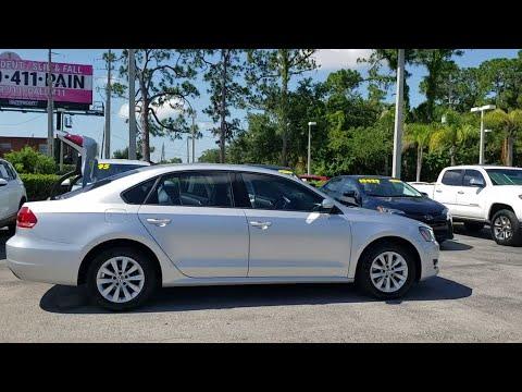 2015 Volkswagen Passat Orlando, Sanford, Kissimme, Clermont, Winter Park, FL 4241A