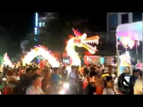 Trung Thu Tuyên Quang 2014