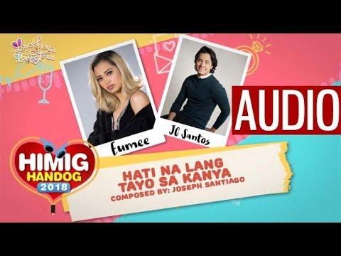 Hati Na Lang Tayo Sa Kanya - Eumee ft. JC Santos | Himig Handog 2018 (Audio)