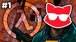 ☢️ HALF-LIFE - Ep 1- 💀 Comienzo del desastre :v- 🎮 Gameplay Español