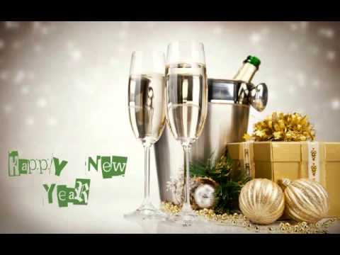 Happy New Year 2014 - sms wallpaper shayari Quotes messages - YouTube