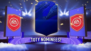 3X TOTY NOMINEES IN PACKS! THIS IS WHAT I GOT IN 24,000 FIFA POINTS! #FIFA20 FUTMAS DAY #1
