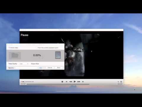 How to use the video conversion feature in DVDFab Media Player