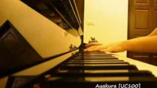 ❀Ayakura❀ ♫ Friends フレンズ ♫ (piano ピアノ ver.) -  Ai Otsuka 大塚愛
