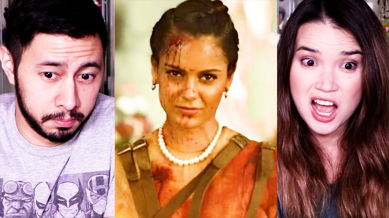 Download MANIKARNIKA - The Queen of Jhansi | Kangana Ranaut | Trailer Reaction!