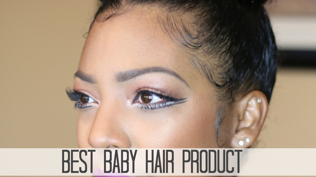 Best Edge Control For Natural Hair Review And Demo Youtube