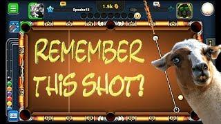 Speako 13 | Memories | Miniclip 8 Ball Pool