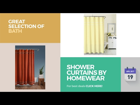 Shower Curtains By Homewear Great Selection Of Bath Products