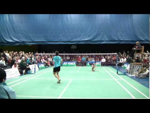2013 Canadian Nationals - WS F - M.Li [ON] vs C.Tsai [BC] - Match